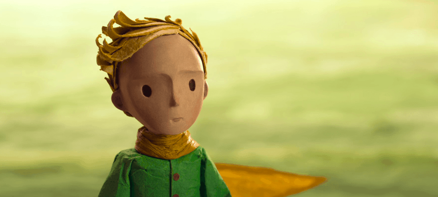The little prince still from trailer video