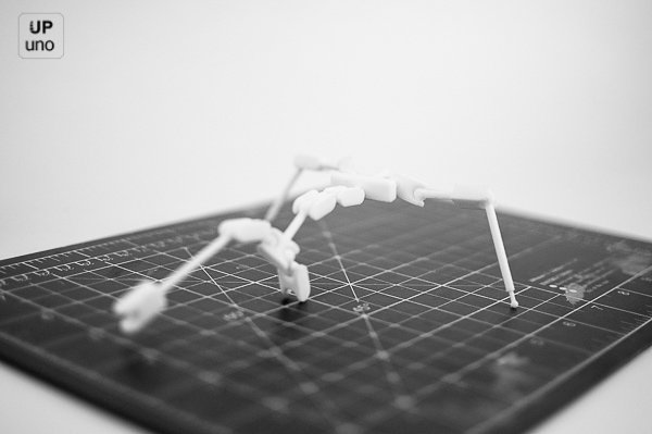3D printed stop motion armatures