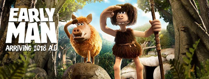 Trailer Early Man by Aardman