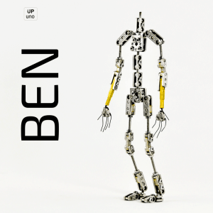 Ben stop motion armature kit