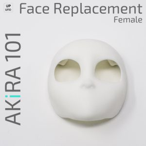 Akira 101 Face Replacement Female