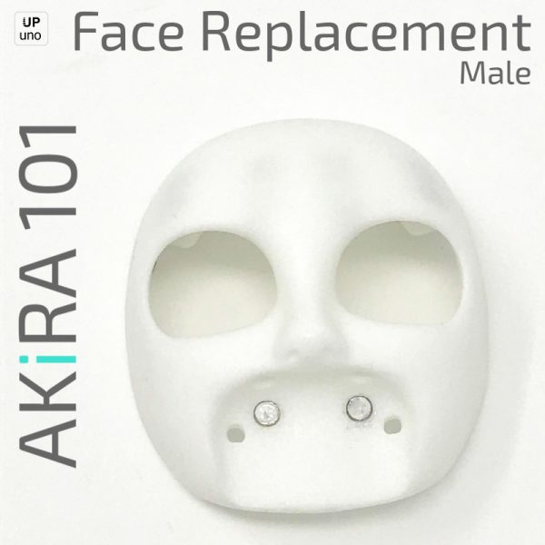 Akira 101 Face Replacement Male with Mouth Pocket
