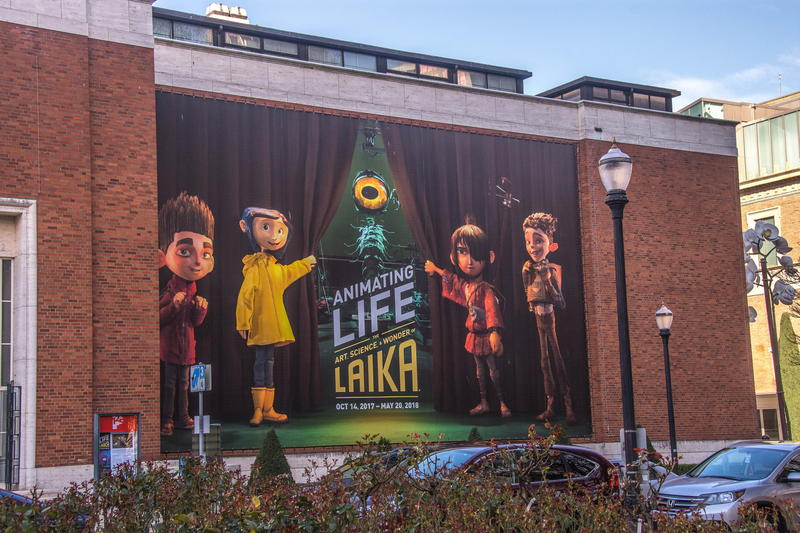 Animating Life was a recent exhibition held by the Portland Art Museum celebrating the art, science, and wonder of Laika.