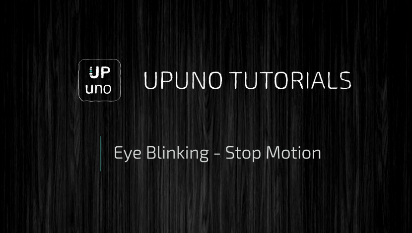 Eye blinking in Stop Motion animation, video tutorial